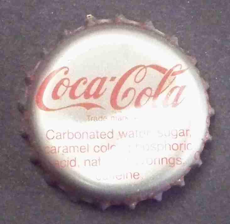 dating coke bottles