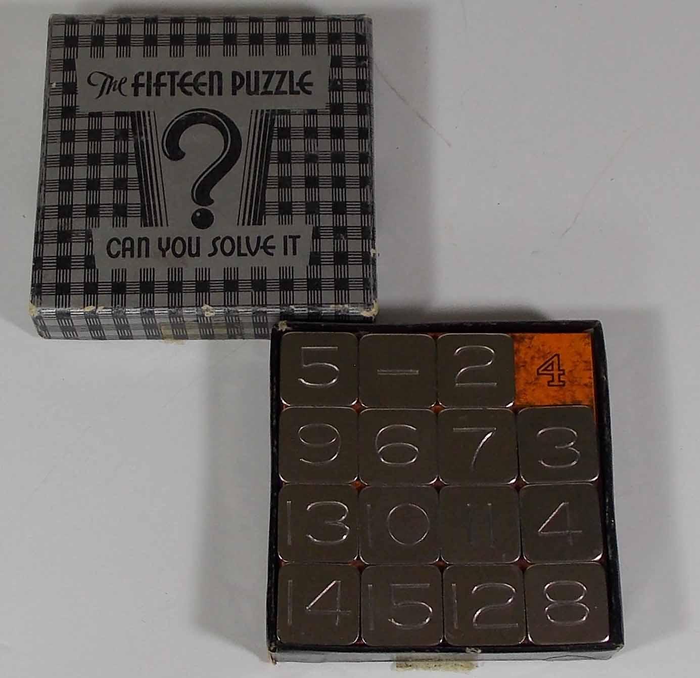 antique puzzles